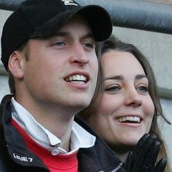 Prinz William plantscht mit Kate in der Karibik