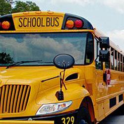 US-Schülerin stoppt einen führerlosen Bus