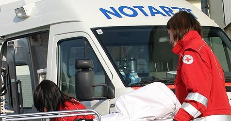 Elfjähriger bei Skiunfall schwer verletzt (Bild: Martin Jöchl)