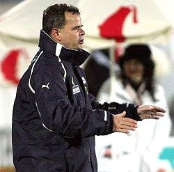 Manfred Zsak neuer Co-Trainer des ÖFB-Teams (Bild: APA/Guenter R. Artinger)