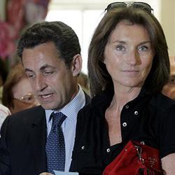 Kommt Sarkozys Ex-Frau dem Präsidenten zuvor?