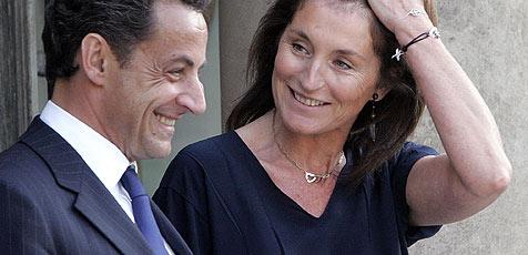 Sarkozys Ex-Frau bestohlen