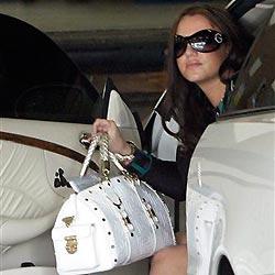 Britney mit Schwangerschaftstest fotografiert