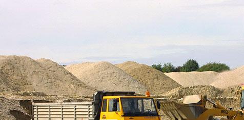 Ausbau von großem Steinbruch bereitet Paudorfern Sorgen (Bild: Christian Koller)