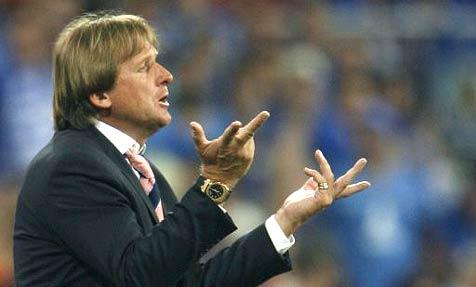 Real-Coach Schuster platzte der Kragen