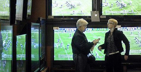 Niedrige Preise bei Fernsehern und Notebooks
