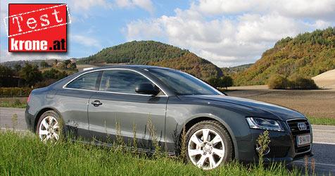 Audi A5 3.0 TDI quattro: Perfektes Reise-Coup� (Bild: Stephan Sch�tzl)