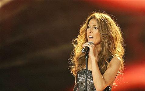 Celine Dion ab 2011 wieder in Las Vegas auf der Bühne
