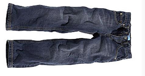 Einbrecher stehlen 500 Jeans