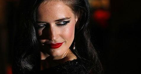 Bond-Gespielin Eva Green verführt (in) Salzburg