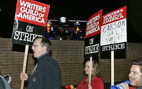 Drehbuchautoren beenden ihren Streik