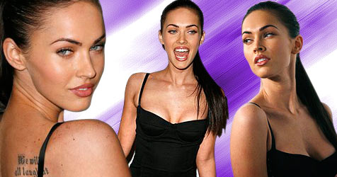 """Megan Fox ist FHMs """"Sexiest Woman in the World"""""""