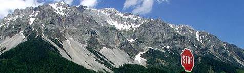 Gletscher am Dachstein schmilzt immer schneller