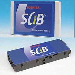 Toshiba-Akku ist in zehn Minuten voll aufgeladen (Bild: Toshiba)