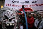 WGKK protestiert gegen ÖVP-Inserat