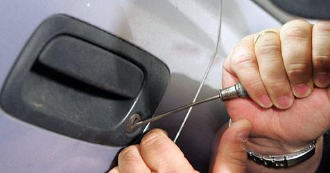 Autoknacker wollten gestohlene Radios verkaufen (Bild: APA/ROLAND SCHLAGER)
