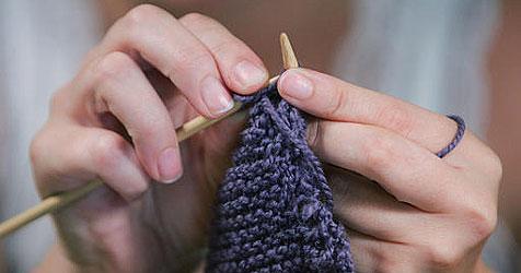 Sticken und weben - die neuen Hobbys britischer Häftlinge