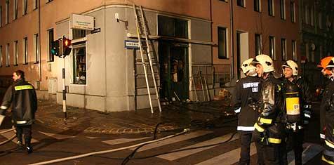 Anschlag war Racheakt (Bild: Horst Einöder)
