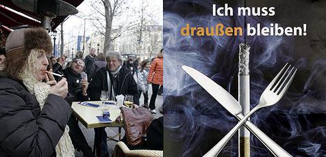 Erfolg f�r Deutschlands Raucher vor Gericht