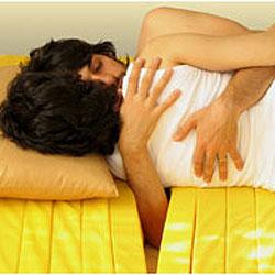Liebesmatratze für mehr Halt und Komfort