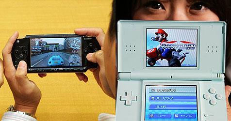 Neues für Sony PSP und Nintendo DS