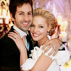 Das Foto von Katherine Heigls Hochzeitstag (Bild: AP Photo/OK! Magazine, Donna Newman)