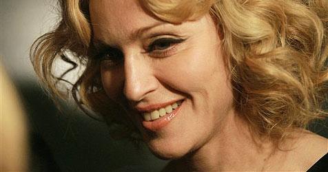 Madonna betört indische Gastgeber mit Tänzen