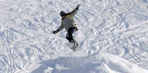 Endstation Spital für viele Wintersportler (Bild: Jack Haijes)