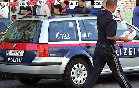 Linzer Polizei sucht Zeugen (Bild: (c) Andi Schiel)