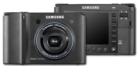Neue 10,1-Megapixel-Kamera von Samsung