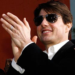 Tom Cruise Nummer zwei bei Scientology