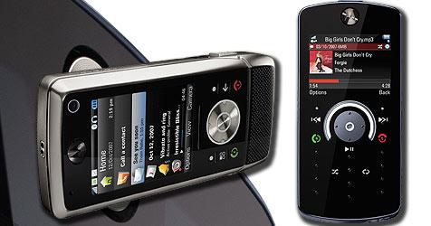Neue Handys von Motorola vorgestellt (Bild: Motorola)