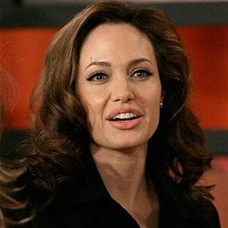 Angelina Jolie hat wieder zugenommen