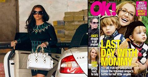 """Britney: """"Für meine Kinder würde ich sterben"""" (Bild: AP Photo, Cover OK!)"""
