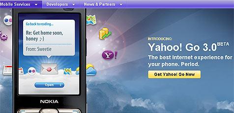 """Erste Details zu """"Yahoo! Go 3.0"""""""