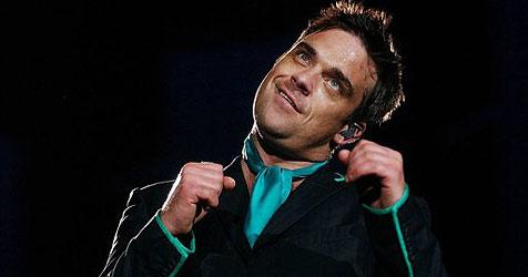 Robbie Williams passt nicht mehr in seine Hosen