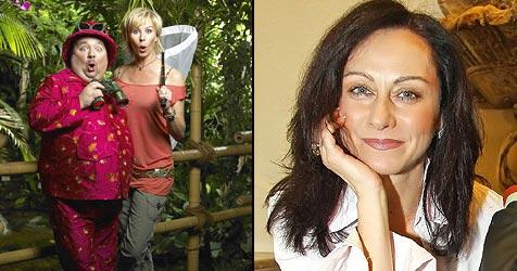 """Ex-""""Mausi"""" Lugner fix in der Dschungelshow? (Bild: RTL, APA/Philipp Enders)"""