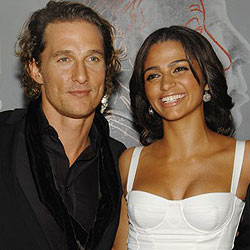 Matthew McConaughey wird Vater