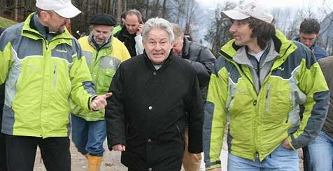 4,5 Millionen für Bewohner im Katastrophengebiet (Bild: Klemens Fellner)