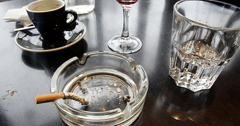 Britin gibt nach 95 Jahren das Rauchen auf