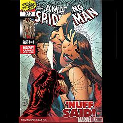 Spider-Man und Mary Jane trennen sich (Bild: Marvel)