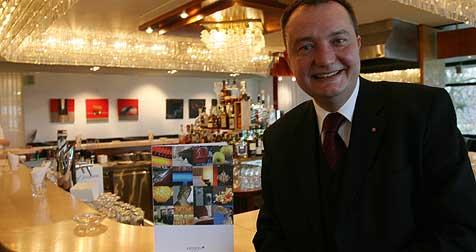 Direktor Bortoli nun Chef von vier Hotels (Bild: Horst Einöder)