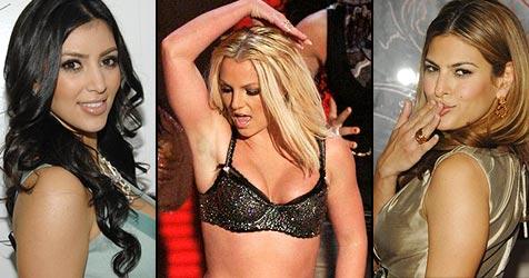 Tarantino will Kim, Britney und Eva für Softporno