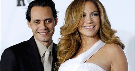 Jennifer Lopez feiert Baby-Party auf Hoteldach