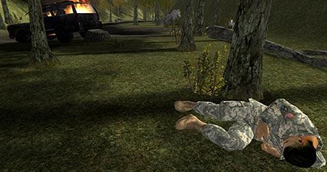 Computerspiel-Wissen rettet Leben (Bild: Americasarmy.com)
