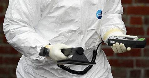 Handys als Geigerzähler gegen den Terror