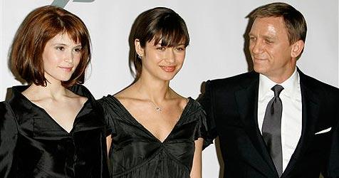 Daniel Craig zeigt seine neuen Bond-Girls