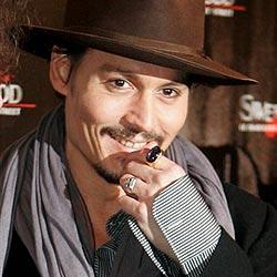 Johnny Depp gab sich früher als Handwerker aus