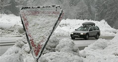 Schwede überlebte zwei Monate im zugeschneiten Auto