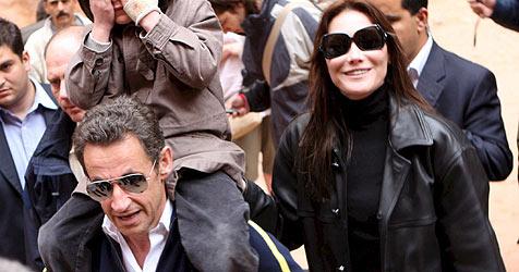 Bruni fliegt Sarkozy jetzt doch hinterher